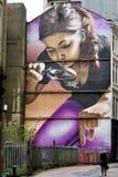 Pink, Purple, Art, Street Art Stock Photo