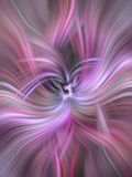 Pink purple colored abstract. Concept Experience Stock Image