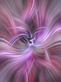 Pink purple colored abstract. Concept Experience Royalty Free Stock Photos