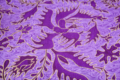 Pink purple fabric texture royalty free stock photography