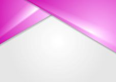 Pink purple vector corporate background Royalty Free Stock Photography