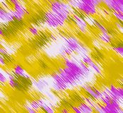 Pink purple and yellow painting texture Royalty Free Stock Photography