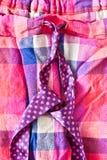 Pink pyjamas Stock Photos