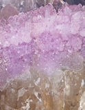Pink Quartz Stock Image