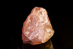Pink quartz Royalty Free Stock Images