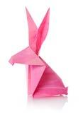 Pink rabbit Royalty Free Stock Image