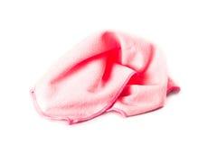 Pink rag Stock Photos
