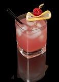 Pink raspberry lemonade Royalty Free Stock Image