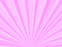 Pink rays. Artistic Background with radial rays Royalty Free Stock Photo