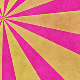 Pink rays background Stock Image