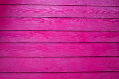 Pink Real Wood Texture Background Stock Image