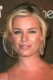Pink, Rebecca Romijn Stock Photos