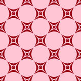 Pink and red abstract background. Bright seamless pattern. Vector illustration vector illustration