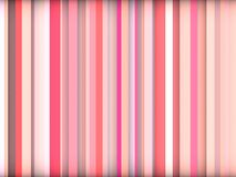 Pink red backdrop in vertical stripes Stock Images