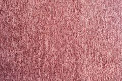 Pink red carpet cloth fluff texture. Background Royalty Free Stock Photos