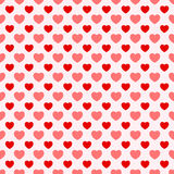 Pink and red nice Valentine background Royalty Free Stock Image