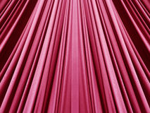 Pink red trendy red fabric Royalty Free Stock Image