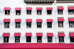 Pink Repetition Stock Images