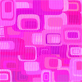 Pink retro background  Stock Photography