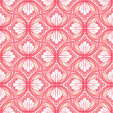 Pink retro background Royalty Free Stock Photography