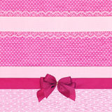 Pink retro polka dot textile Royalty Free Stock Images