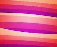 Pink Retro Striped Background Royalty Free Stock Photo
