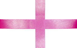 Pink ribbon Royalty Free Stock Images