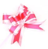 Pink ribbon bow Royalty Free Stock Photo