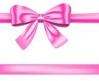 Pink ribbon Stock Photos