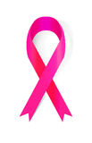 Pink Ribbon. The International Symbol of the Fight Against Breas Stock Images