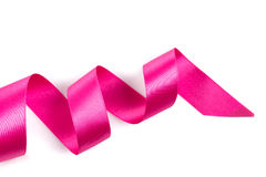 Pink ribbon Royalty Free Stock Image