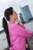 Pink Riga Royalty Free Stock Photo