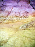 Pink rock Stock Photo