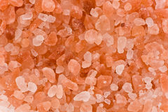 Pink Rock Salt Stock Image