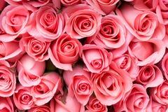 pink rose flower bouquet Stock Photos