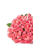 Pink rose flower bouquet Royalty Free Stock Image