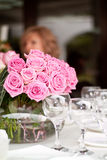 Pink Roses bouquet Royalty Free Stock Photo