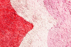 Pink rug Royalty Free Stock Images
