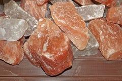 Pink Salt royalty free stock photos