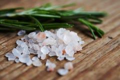 Pink salt Royalty Free Stock Images