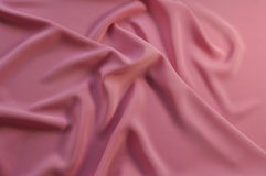 Pink satin Royalty Free Stock Images