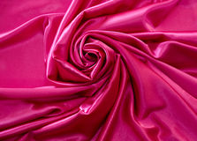 Pink satin Royalty Free Stock Photography