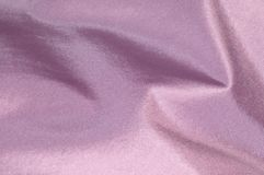 Pink satin Royalty Free Stock Photos