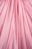 Pink satin curtain pattern Royalty Free Stock Images