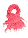 Pink scarf. Stock Images