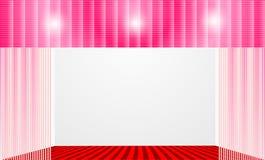 Pink scene Stock Photo