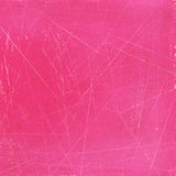 Pink scratched background Royalty Free Stock Photography