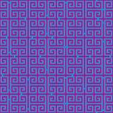Pink seamless maze Stock Photo