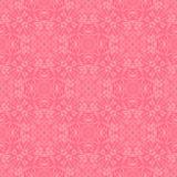Pink seamless pattern Royalty Free Stock Photos