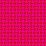 Pink seamless pattern Royalty Free Stock Images